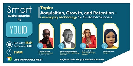 The Smart Business Series by YouID tickets