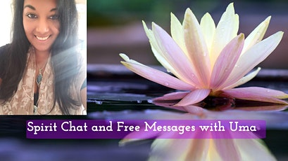 9/17-FREE Spirit Chat with a Psychic Medium tickets