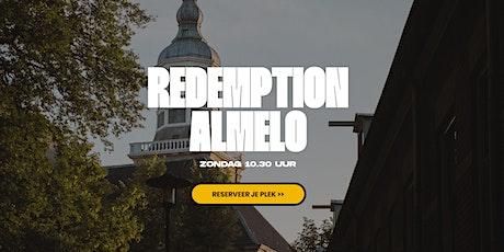 Redemption Church Almelo | Live Samenkomst tickets