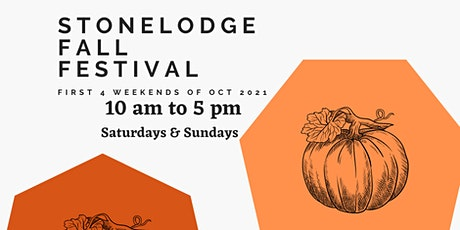 Stonelodge Fall Festival tickets