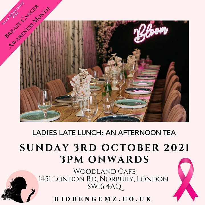 Ladies Late Lunch image