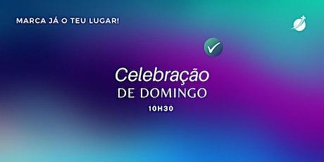 Celebração -  26/09/2021 - 10h30 bilhetes