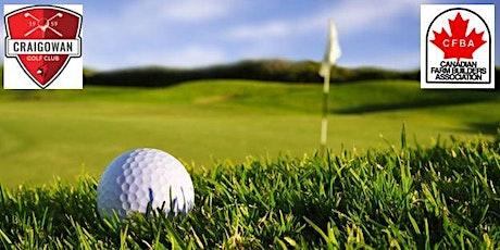 Canadian Farm Builders Association: Annual Golf Tournament tickets