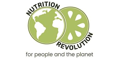 Nutrition Revolution Launch biglietti