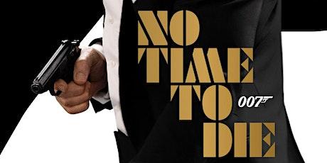 No Time to Die (Film) tickets
