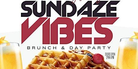 Sundaze Vibes Brunch Day Party Katra NYC hookah tickets