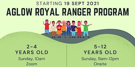 Royal Ranger Children Service (19 Sep) tickets