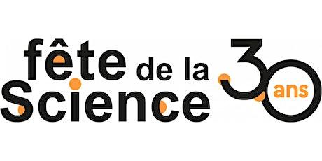 Visites des laboratoires du Collège de France - Fête de la Science 2021 billets