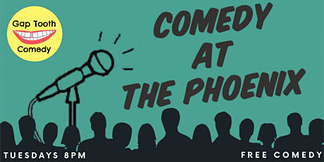 Gap Tooth Comedy Tuesdays tickets