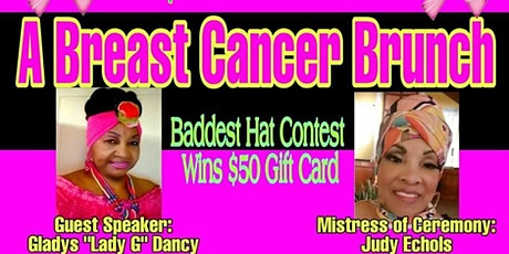 A Breast Cancer Brunch tickets