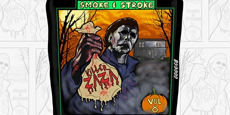 HALLOWEEN PARTY Smoke and Stroke VOL.8 tickets
