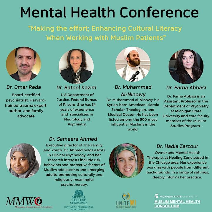 Mental Health Conference image