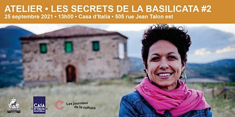Les secrets de la Basilicata #2 tickets