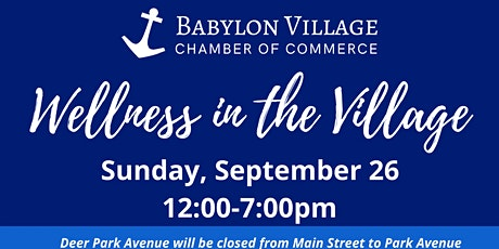 Wellness in the Village - Fitness Class Sign-Up tickets