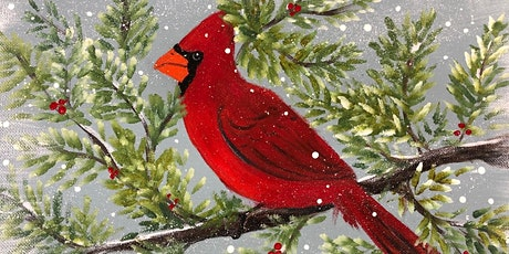Art 101: Winter Acrylic Painting tickets