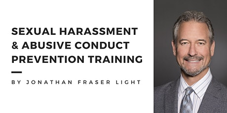 Sexual Harassment & Abusive Conduct Prevention Training tickets