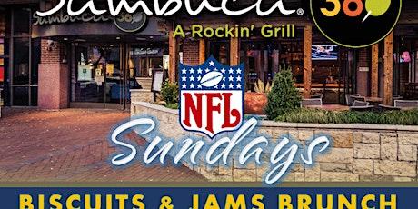 NFL Sundays Biscuits & Jams Brunch tickets