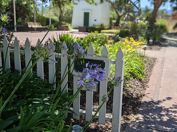 Flower Design  & Victorian Floriography (Rengstorff House Garden) image