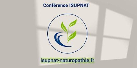 Mieux vivre avec l'endométriose grâce à la naturopathie - Conférence billets