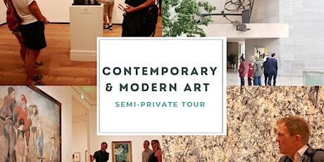 Modern & Contemporary Art Tour tickets