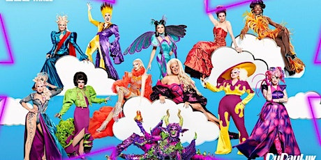 Drag Race UK Viewing Party with MAX tickets