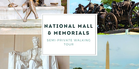 National Mall Walking Tour tickets