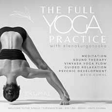 The Complete Yoga Practice tickets