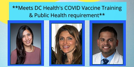 COVID-19 Vaccine: Overview and Clinical Consideration for Healthcare tickets