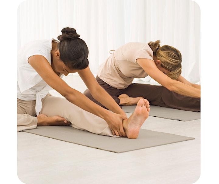Immagine Scopri la sorgente della tua energia con lo Yoga su Misura