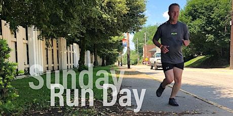 September 26th Sunday Run Day tickets