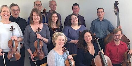 Corelli Ensemble play Bach, Albinoni and Pachelbel. tickets