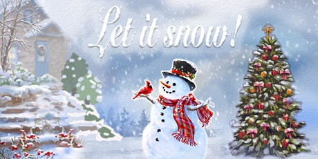 Let it Snow! Painting Workshop tickets