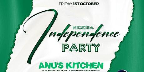 Nigeria Independance Party tickets