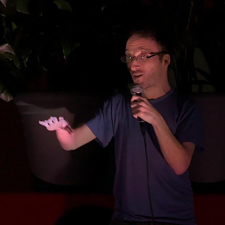 English Stand Up - Propaganda Comedy #3.02 - Todd Stuchiner *Munich image