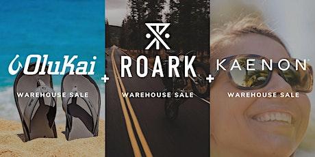 OluKai + Roark + Kaenon Warehouse Sale - Santa Ana, CA tickets