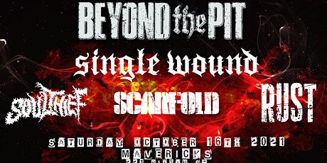 Single Wound Live at Mavericks billets