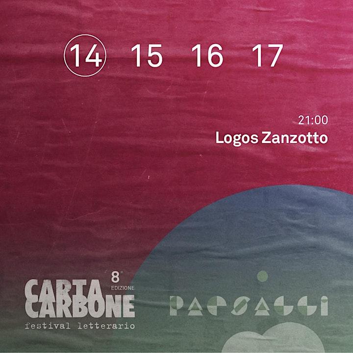 Immagine Logos Zanzotto