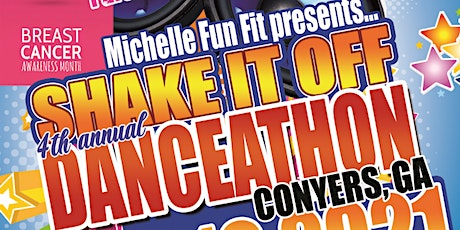4th Annual Shake It Off Danceathon For BCA Month! tickets