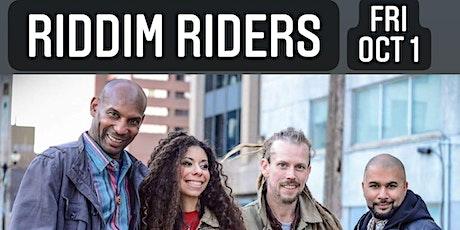 RIDDIM RIDERS Live at Casbah -- FRI OCT 1 tickets