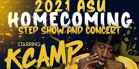 ASU Homecoming Step Show and Concert tickets