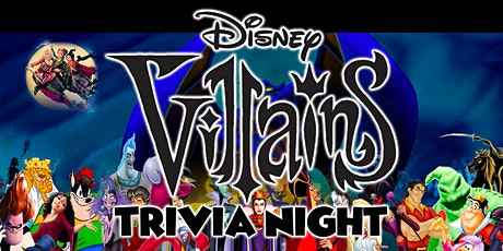 Disney Villains Trivia Night! tickets