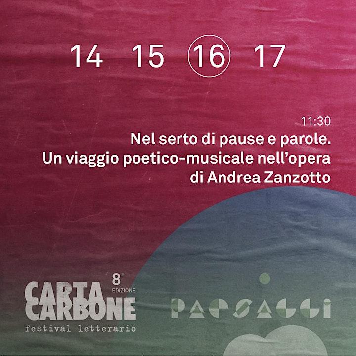 Immagine Nel serto di pause e parole Viaggio poetico-musicale nell'opera di Zanzotto