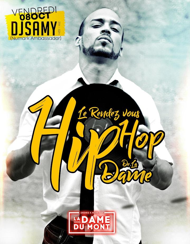 Image pour Le Rendez-vous Hip Hop de La Dame | DJ SAMY (Artiste  Officiel Numark)