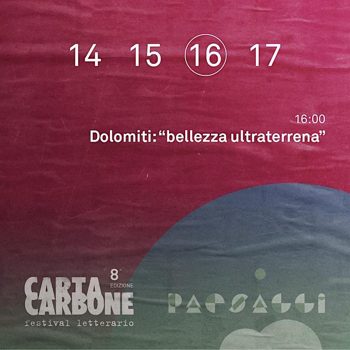 """Immagine Dolomiti: """"Bellezza ultraterrena"""""""