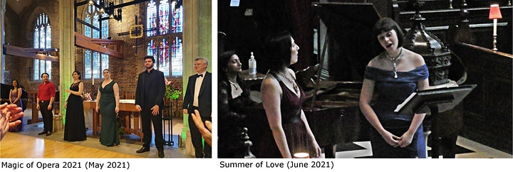 Love, Betrayal, Death (in Opera & Classical Song) image