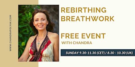 Rebirthing Breathwork Circle biglietti