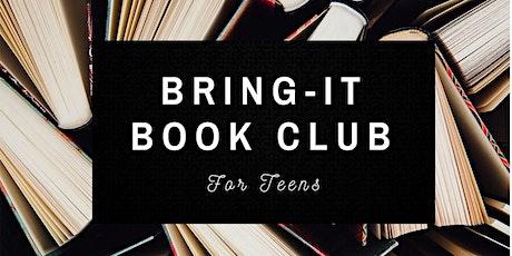 Virtual Bring-It Book Club for Teens tickets