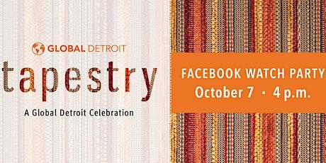 Tapestry: A Global Detroit Celebration tickets