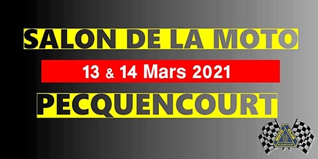 Salon de la Moto de Pecquencourt tickets