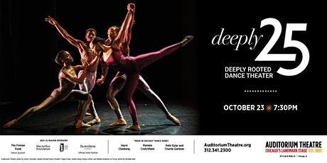 Deeply Rooted Dance Theater's Roots & Wings tickets